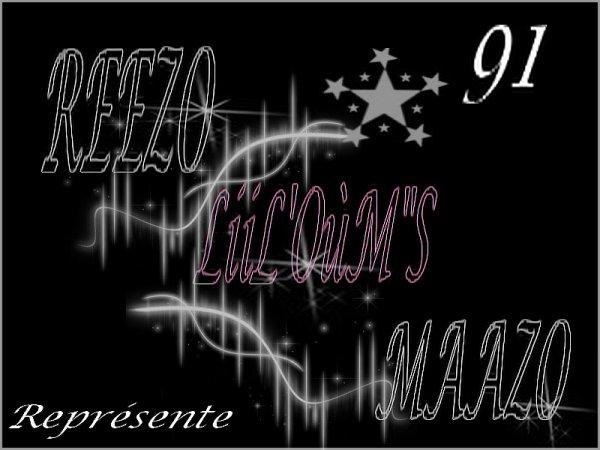 "Représente  / LiiL'OùM""S ft REEZO & MAZO http://liloums-music.skyrock.com/ (2011)"