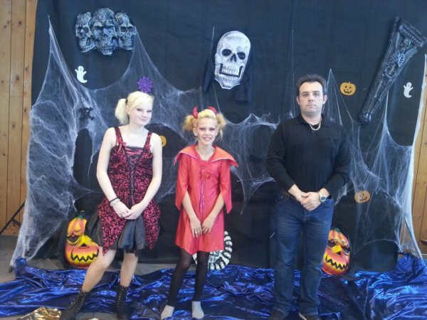 Festival a boulogne hallowen