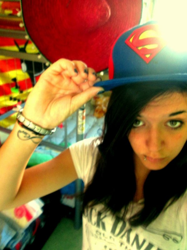 euuh... super girl