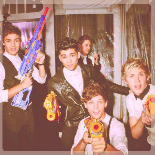 Les boys en avant-première du film MIB3._♥