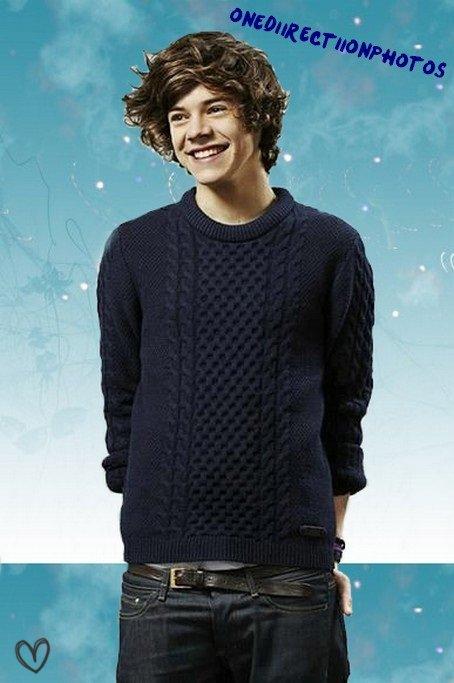 Mes premiers petits montages et arrangements photos - One Direction._♥