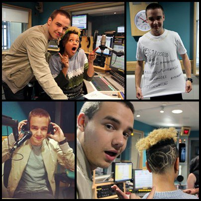 One direction to BBC Radio 1 . 06-09