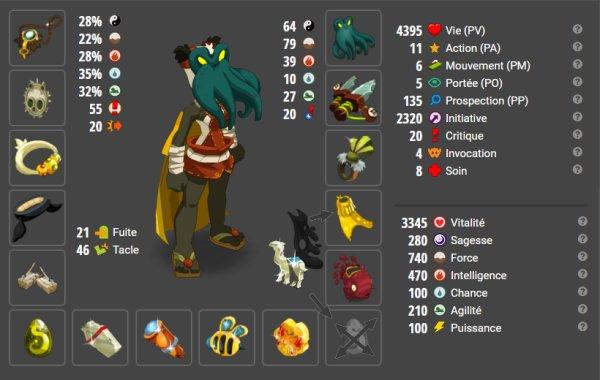 Lumosya, Panda 200 Terre/Feu ♥