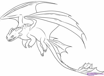 Un nightfury furie nocturne blogue de toothlessthedragon - Dragons furie nocturne ...