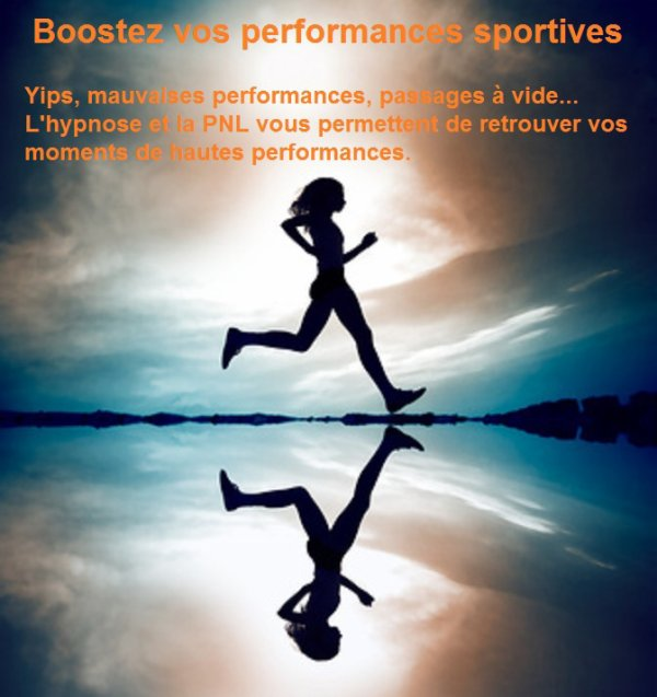 Boostez vos performances sportives