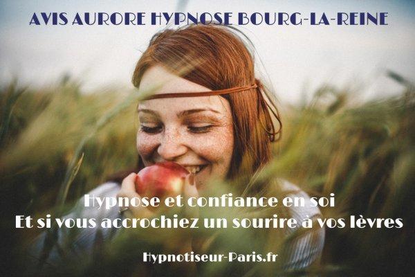 Avis hypnose confiance en soi et retour du sourire
