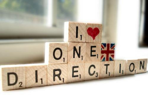 One Dream; One Band; One Direction