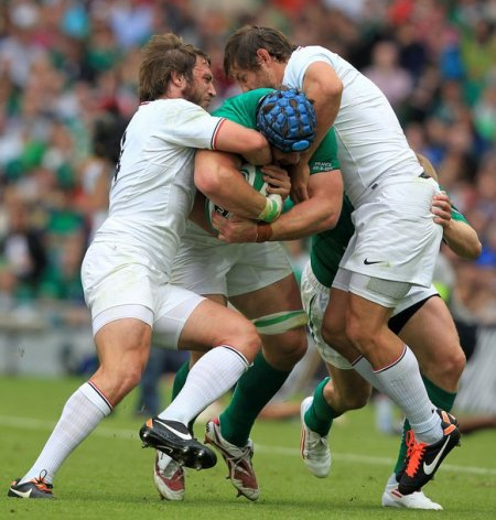 Match de préparation Irlande / France