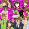Fanfic OS Kaichou wa maid sama : Amour à trois