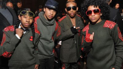Mindless Behavior = Swag!!!