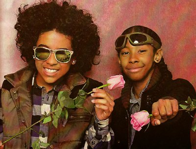 Ray & Prince (l)