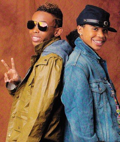 Prodigy & Roc (l)