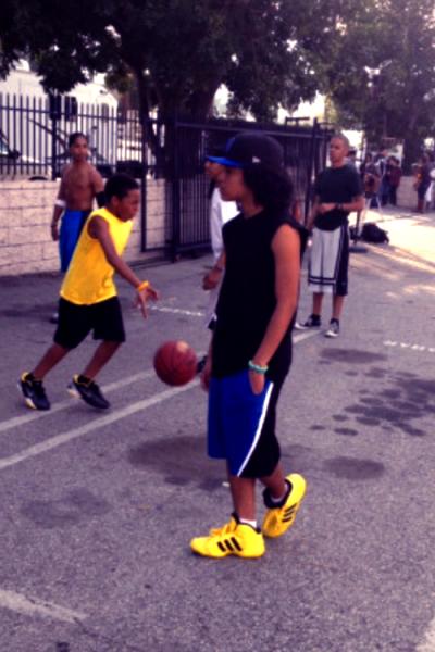 Prince & Roc (l)