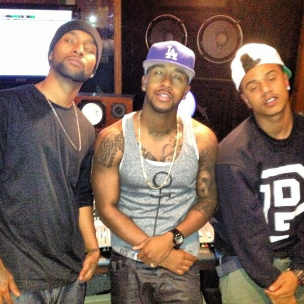 Boog,Omarion & Fizzo (l)