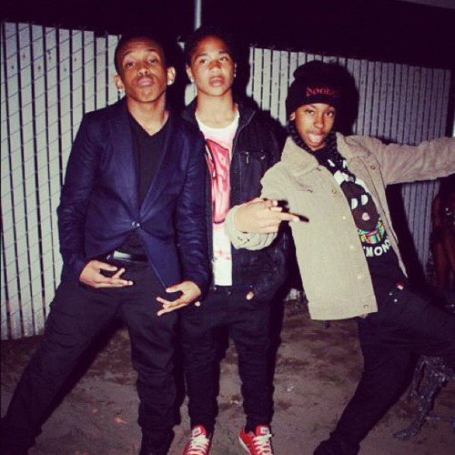Prodigy,Roc Royal & RayRay (l)
