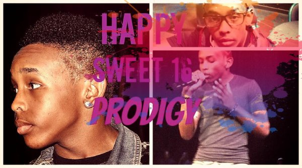 Happy Birthday Prodigy (l)