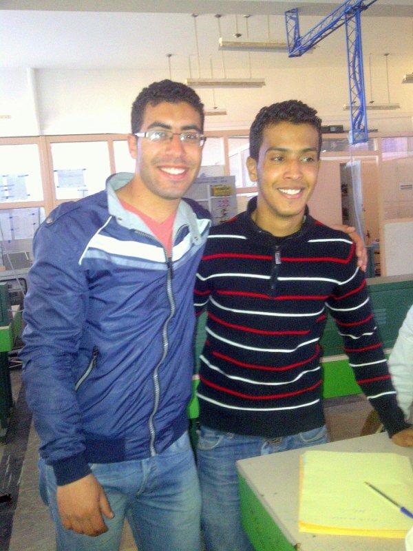 amiine et moi
