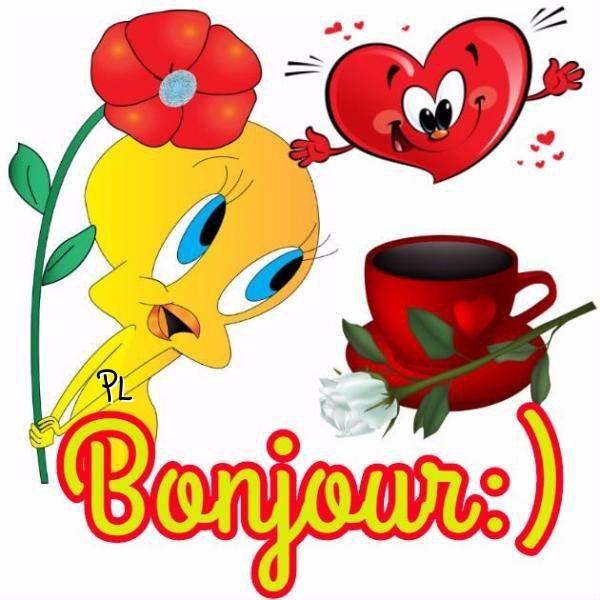 juste pour sourire!!!! très belle journée à tous .... bisous .....