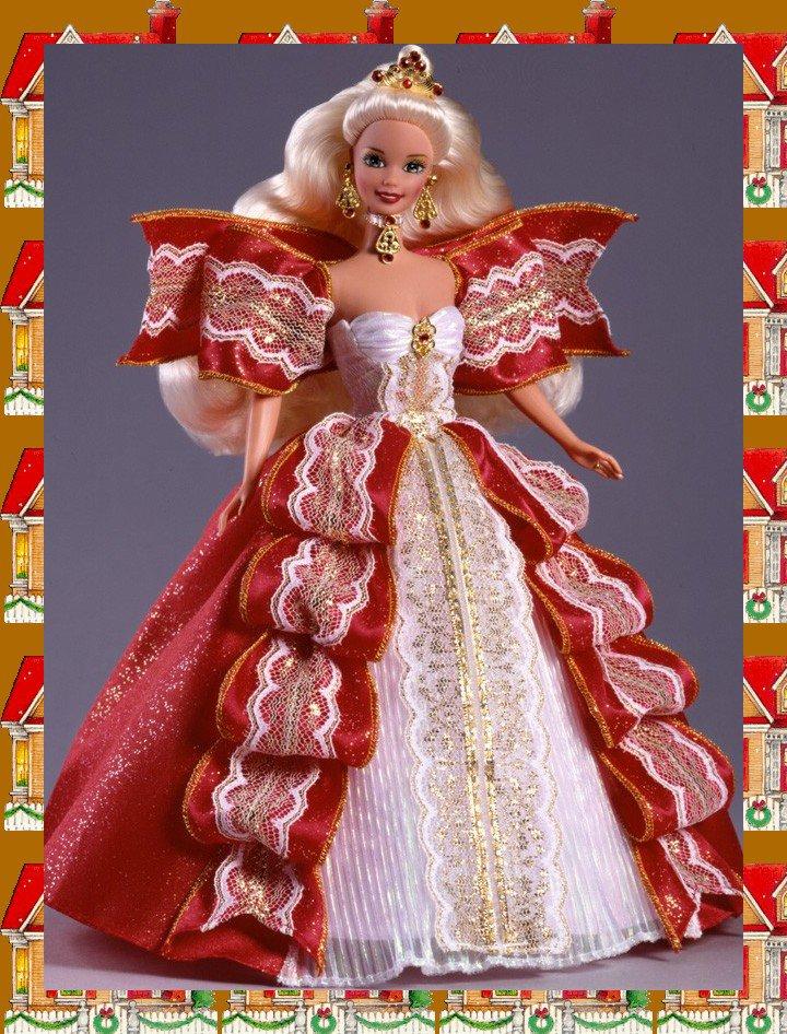 Barbie de noel variantes blog de barbiecathdolls - Barbie de noel 2012 ...