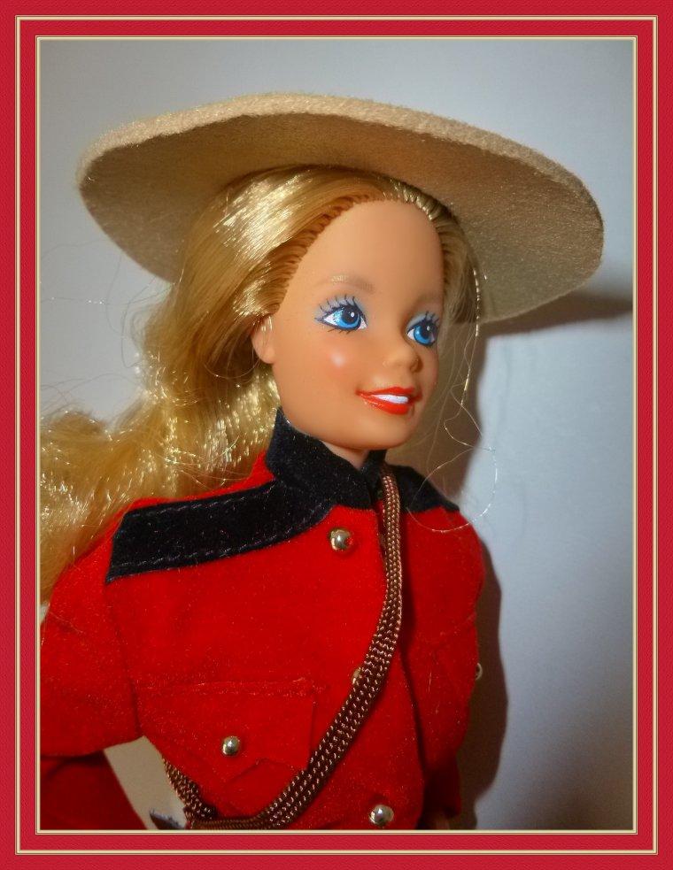 """Barbie """"Canada"""""""