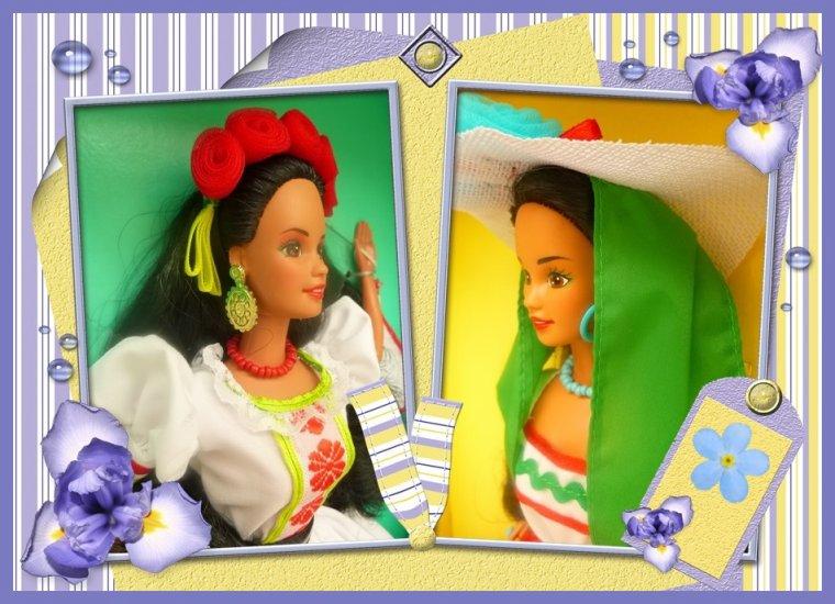 Barbie du Monde