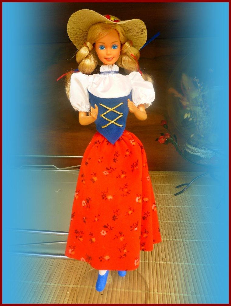Barbie de l'Europe