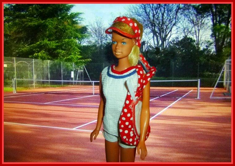 Journée Tennis...
