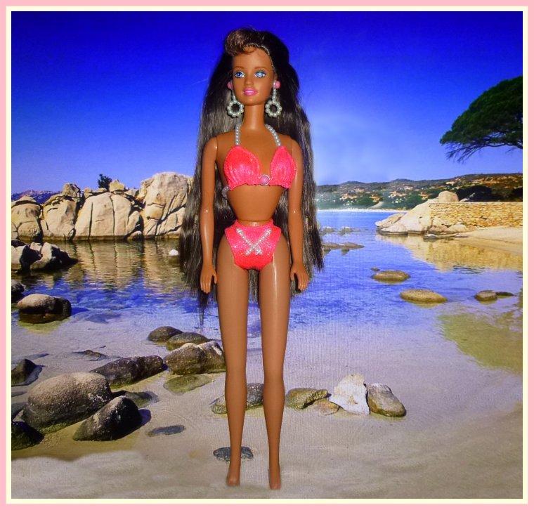 Journée à la plage...