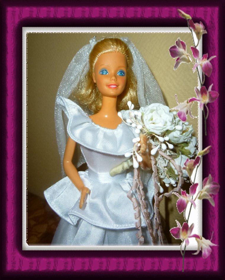 Mariée de rêve...