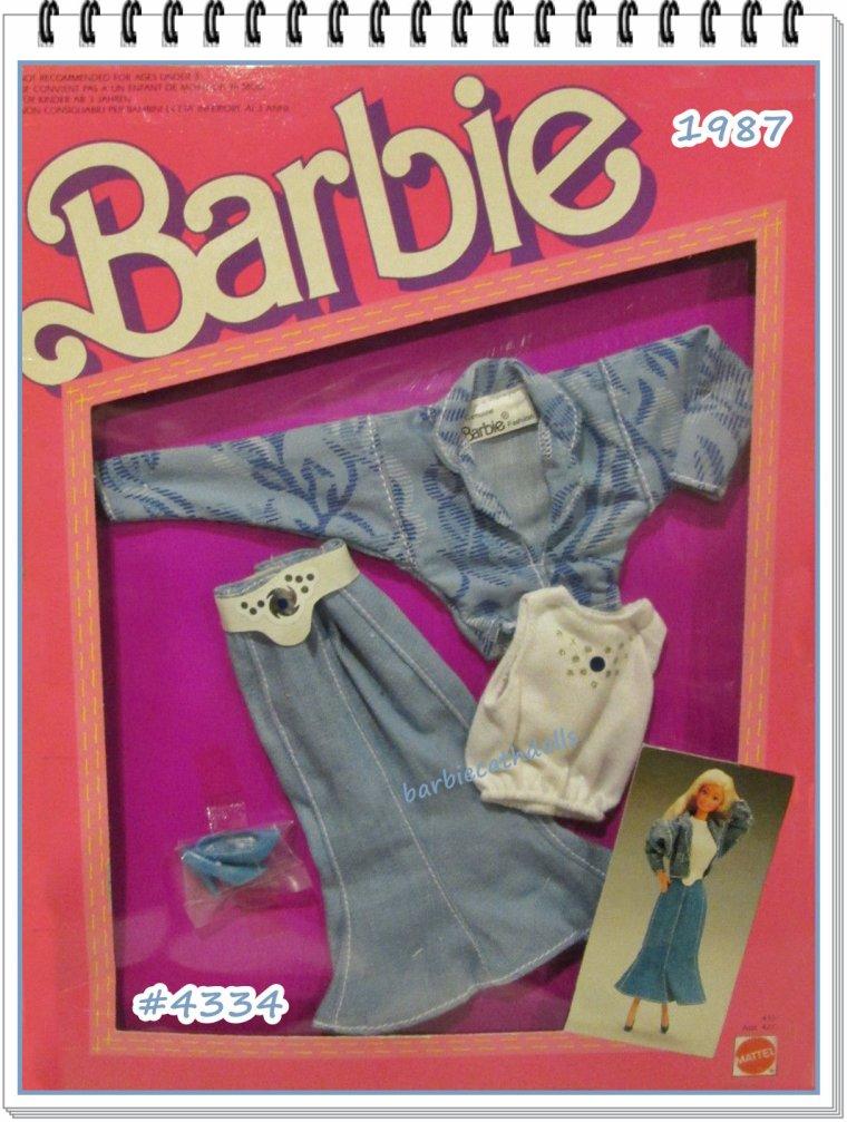 Habillages Jeans...