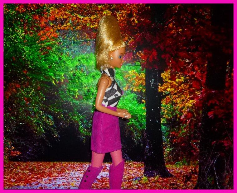 Promenade en sous bois