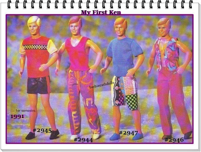 Ken aime le sport...