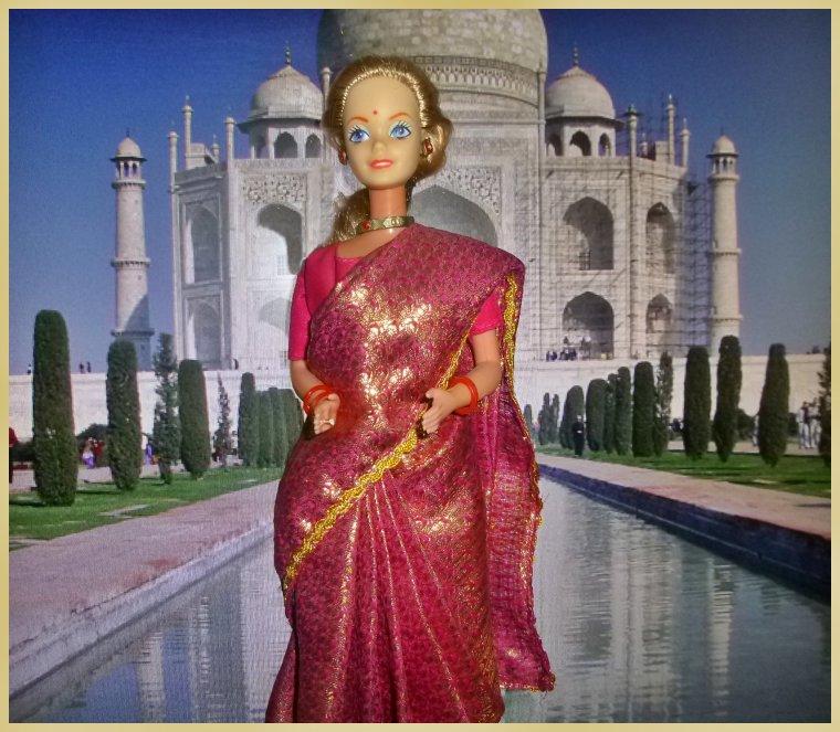 Barbie In India....