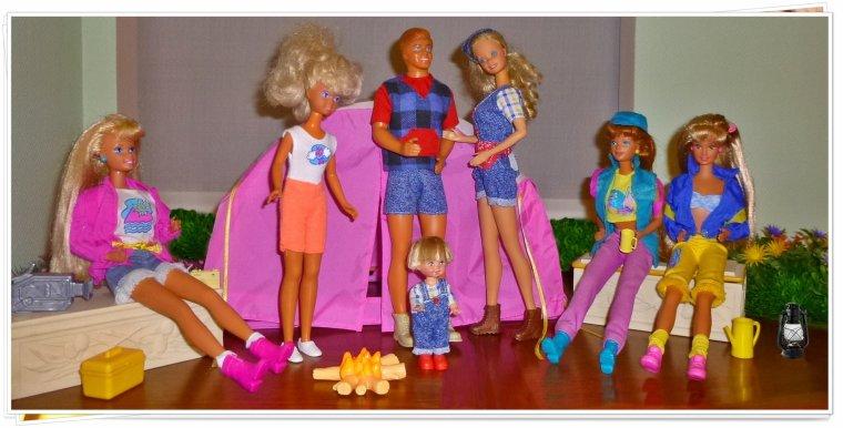 Barbie Aventures...