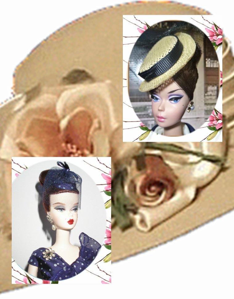 Les chapeaux et Sainte Catherine...