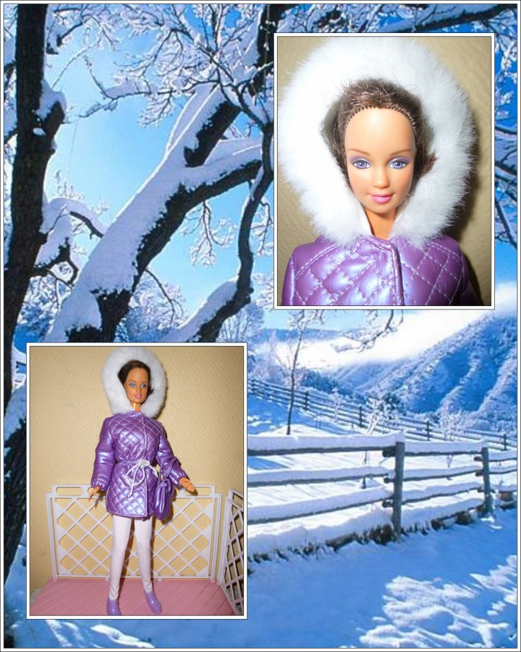 Les manteaux d'hiver... suite