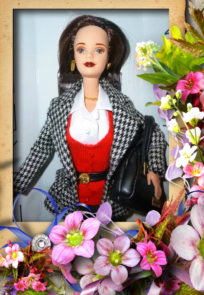 Anne Klein Barbie