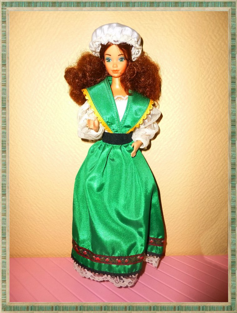 Barbie Irish