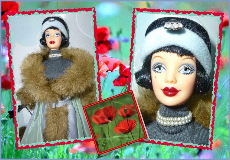 Barbie et son lévrier...