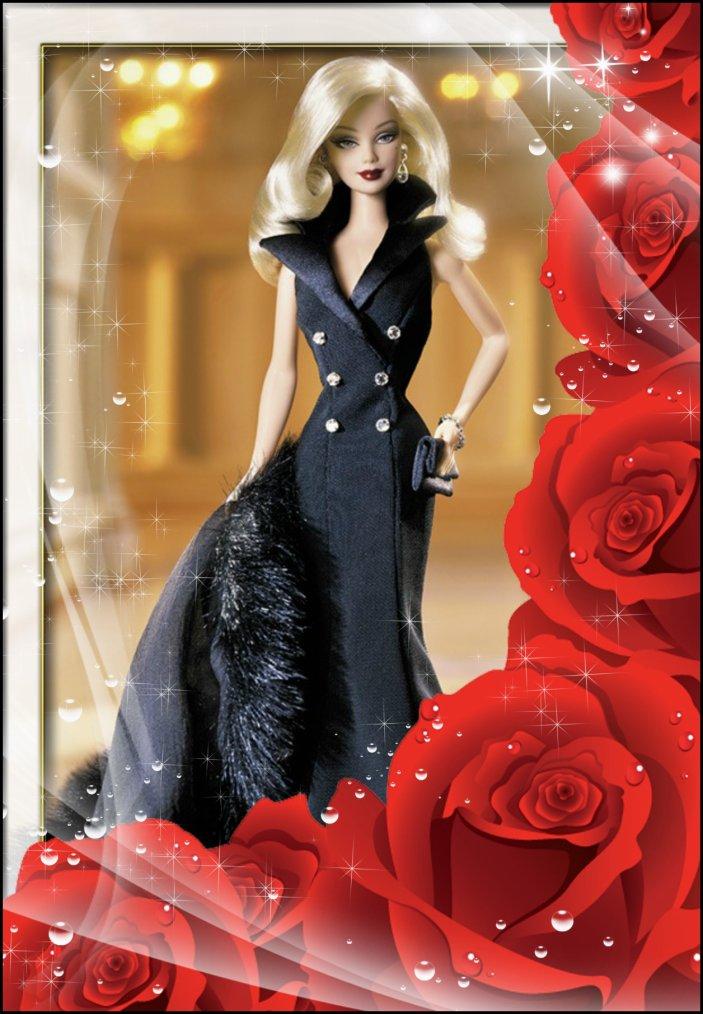 Barbie Midnight Tuxedo