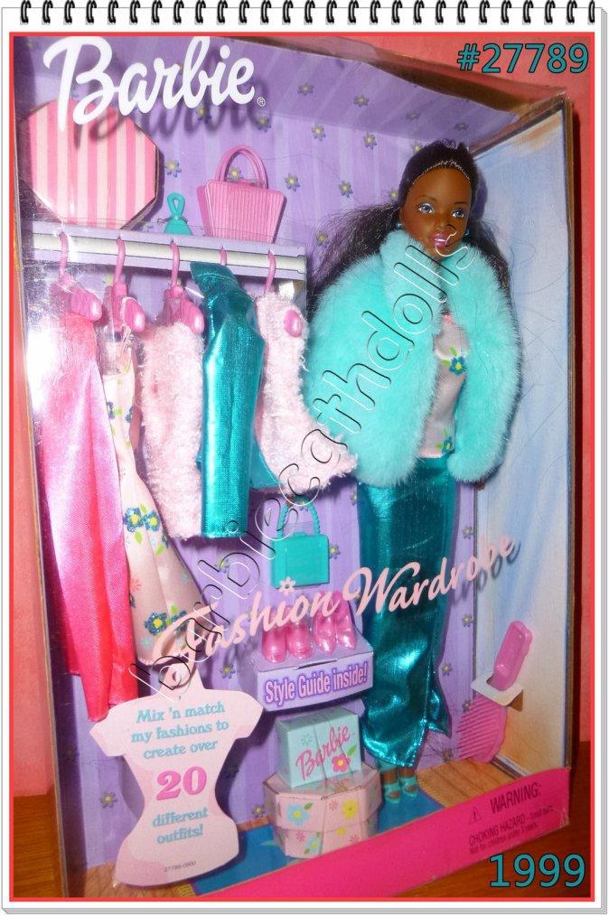 Barbie Fashion Wardrobe