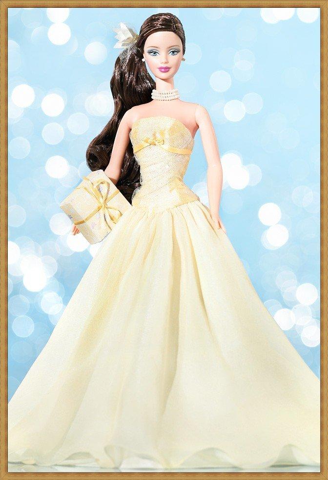Bon Anniversaire Barbie