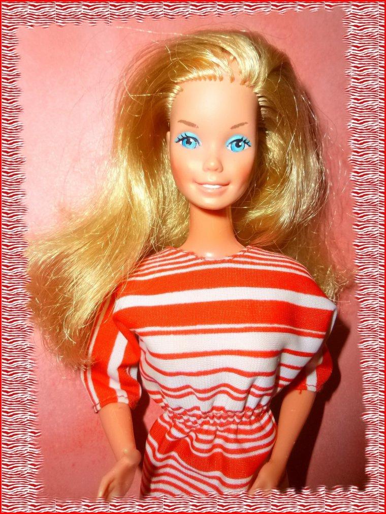 Barbie and  Skipper