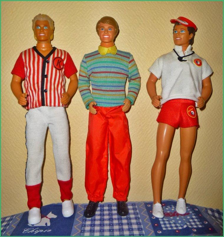 Ken et ses amis...