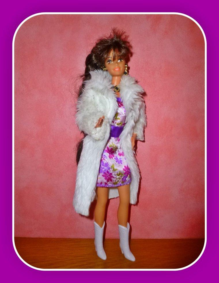 Les fourrures de Barbie...