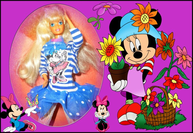 Disney Character Fashions