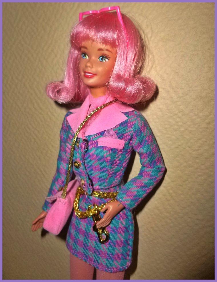 """Pink Hair"""