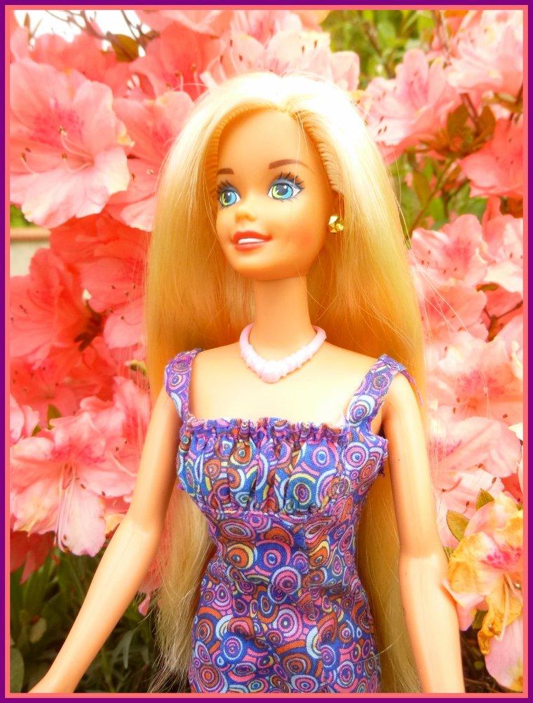 Petite robe estivale...