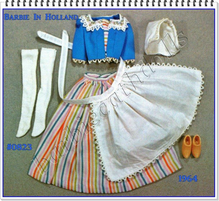 Midge Travel Costumes