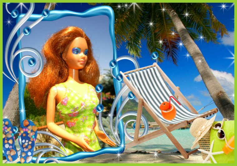 Chaleur d'été...